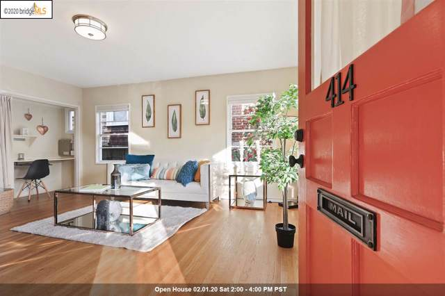 414 North St, Oakland, CA 94609 (#EB40892903) :: Real Estate Experts