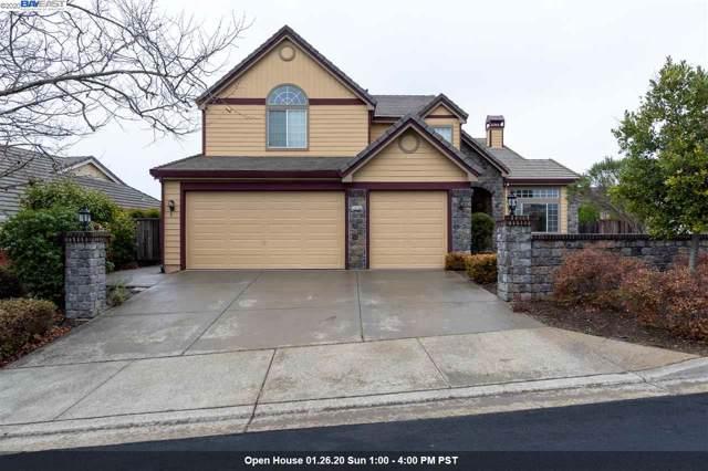 28780 Barn Rock Drive, Hayward, CA 94542 (#BE40893100) :: The Realty Society