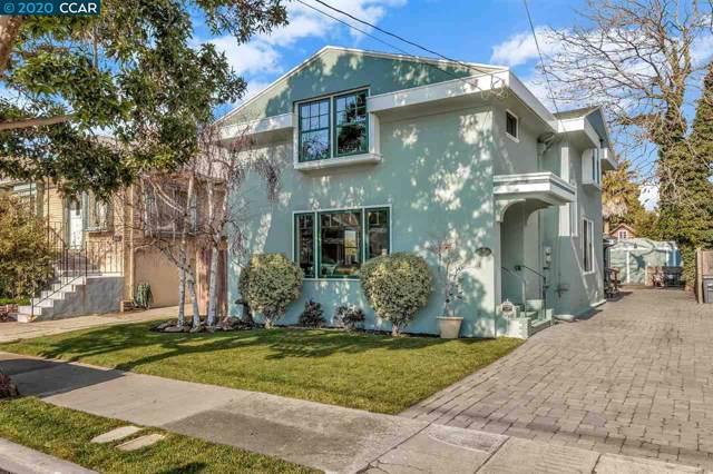 455 Haight Ave, Alameda, CA 94501 (#CC40893144) :: The Kulda Real Estate Group