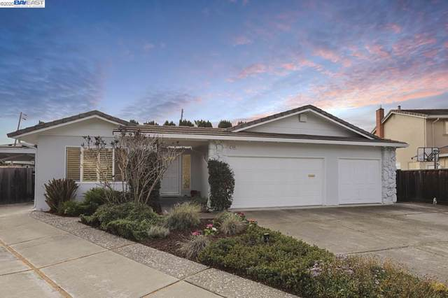 1296 Casa Marcia Pl, Fremont, CA 94539 (#BE40893316) :: Live Play Silicon Valley