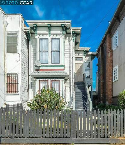 696 25Th St, Oakland, CA 94612 (#CC40893886) :: RE/MAX Real Estate Services