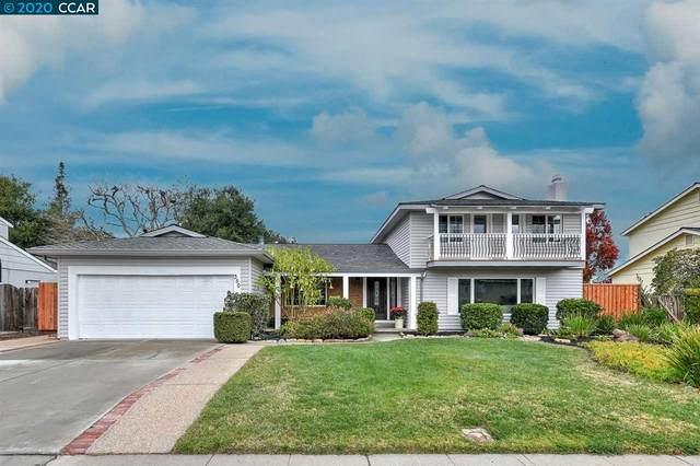 350 Chatham Way, Mountain View, CA 94040 (#CC40894963) :: The Goss Real Estate Group, Keller Williams Bay Area Estates