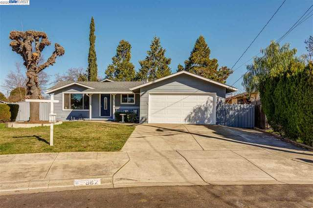 982 Treg Ln, Concord, CA 94518 (#BE40894969) :: The Goss Real Estate Group, Keller Williams Bay Area Estates