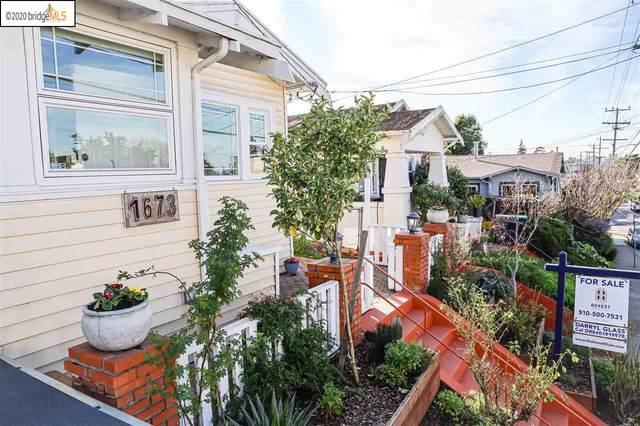 1673 Macarthur Blvd, Oakland, CA 94602 (#EB40895078) :: Live Play Silicon Valley