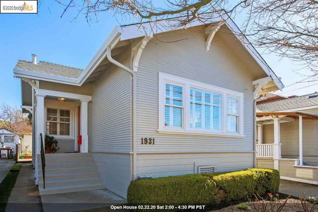 1931 Mcgee Ave, Berkeley, CA 94703 (#EB40895188) :: Live Play Silicon Valley