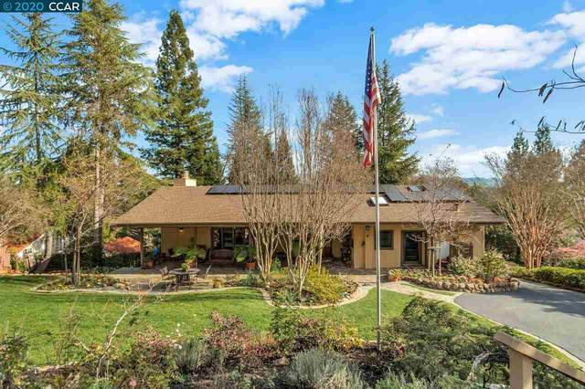 1661 Ramona Way, Alamo, CA 94507 (#CC40895191) :: Real Estate Experts