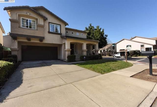 319 Napoleon Dr, San Leandro, CA 94577 (#BE40895273) :: RE/MAX Real Estate Services
