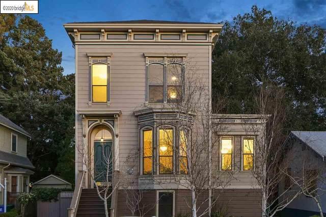 1418 Cottage St, Alameda, CA 94501 (#EB40895485) :: Keller Williams - The Rose Group