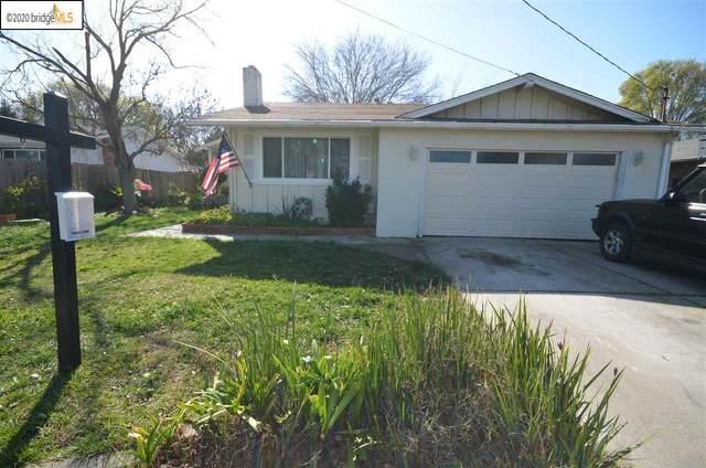 2524 Prestwick Ave, Concord, CA 94519 (#EB40895616) :: Strock Real Estate