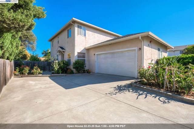 156 Poplar Ave, Hayward, CA 94541 (#BE40895949) :: Keller Williams - The Rose Group
