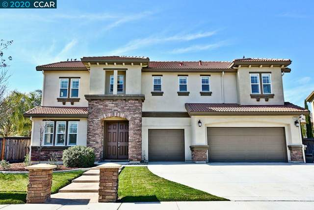 2105 Mildred Ct, Brentwood, CA 94513 (#CC40896063) :: Real Estate Experts