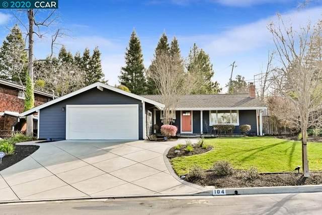 104 Molitas Rd, Danville, CA 94526 (#CC40896216) :: The Kulda Real Estate Group