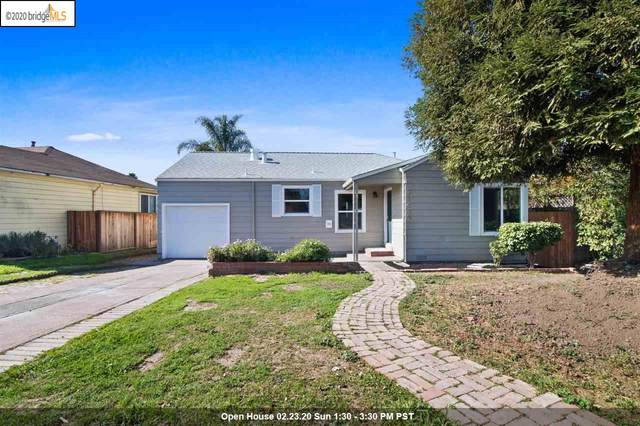 21679 Lake Chabot Rd, Castro Valley, CA 94546 (#EB40896301) :: Keller Williams - The Rose Group