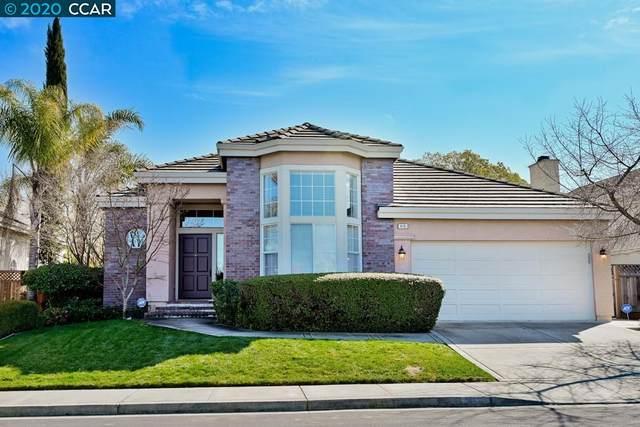 410 Jonathan Ridge Dr, Danville, CA 94506 (#CC40896356) :: The Kulda Real Estate Group