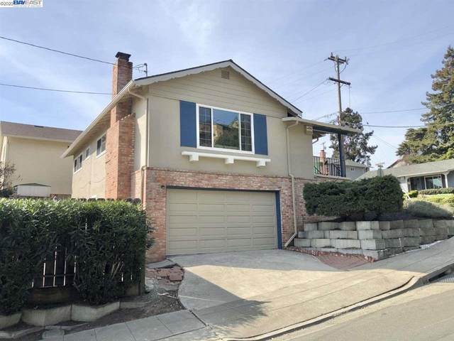 2339 Camino Dolores, Castro Valley, CA 94546 (#BE40896355) :: Real Estate Experts