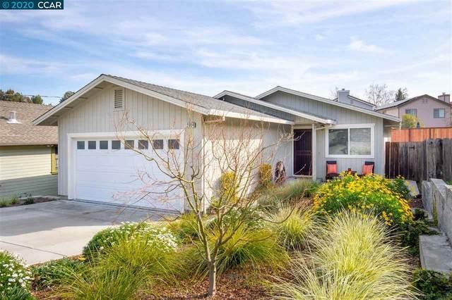 2904 Merle Ave, Martinez, CA 94553 (#CC40896361) :: Real Estate Experts