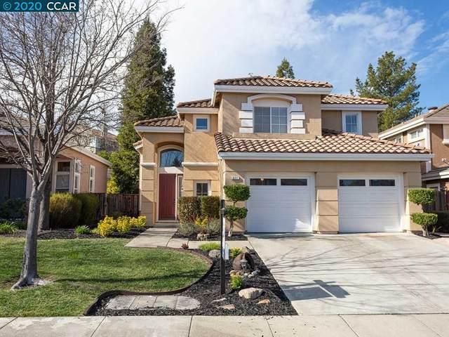377 Squirrel Ridge Way, Danville, CA 94506 (#CC40896379) :: The Kulda Real Estate Group