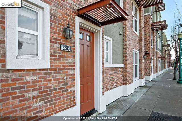 22851 Paseo Pl, Hayward, CA 94541 (#EB40896400) :: RE/MAX Real Estate Services