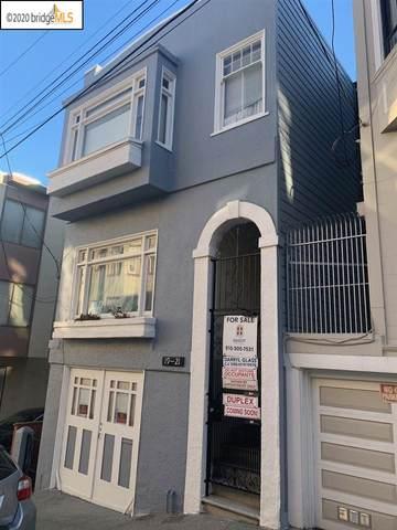 19-21 Bernard St, San Francisco, CA 94133 (#EB40896622) :: Real Estate Experts