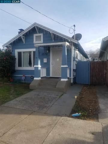 2370 Gaynor Ave, Richmond, CA 94804 (#CC40898065) :: The Goss Real Estate Group, Keller Williams Bay Area Estates