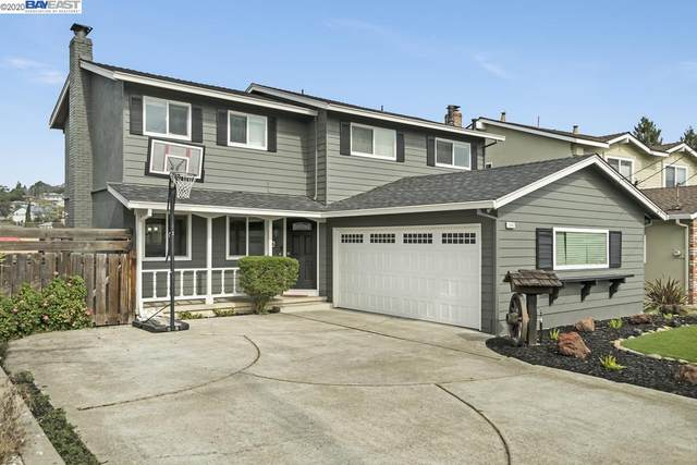 3162 Brent Ct, Castro Valley, CA 94546 (#BE40898201) :: Live Play Silicon Valley