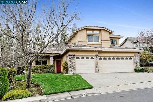 644 Dunhill Dr, Danville, CA 94506 (#CC40898298) :: The Gilmartin Group