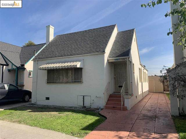 1526 77Th Ave, Oakland, CA 94621 (#EB40898354) :: The Kulda Real Estate Group