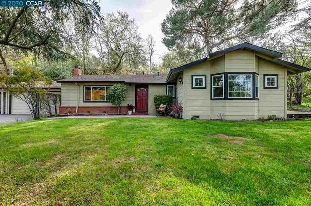 1155 Walker Avenue, Walnut Creek, CA 94596 (#CC40898407) :: The Kulda Real Estate Group