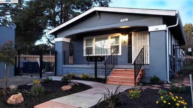 326 Macarthur Blvd, San Leandro, CA 94577 (#BE40898482) :: The Kulda Real Estate Group