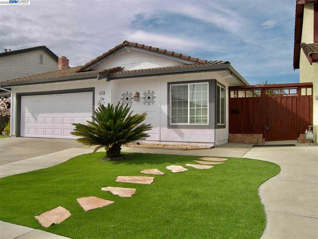 4545 Celia Ct, Fremont, CA 94555 (#BE40898621) :: Real Estate Experts