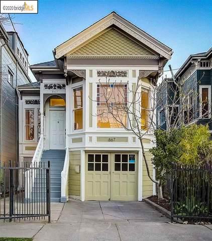 867 Milton St, Oakland, CA 94607 (#EB40898670) :: Intero Real Estate