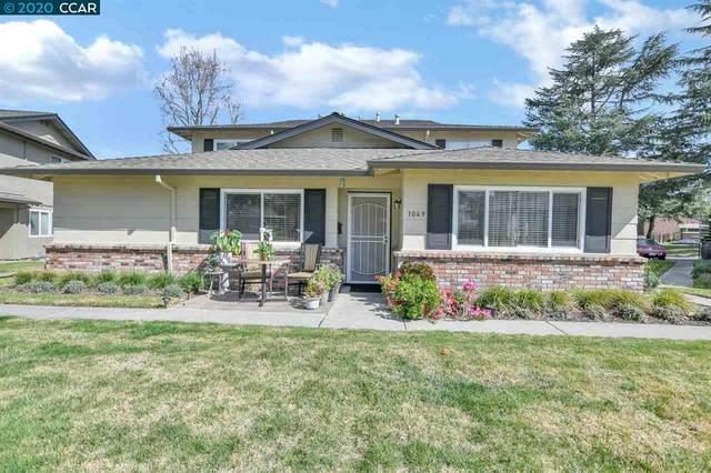 1049 Mohr Ln, Concord, CA 94518 (#CC40898885) :: Real Estate Experts