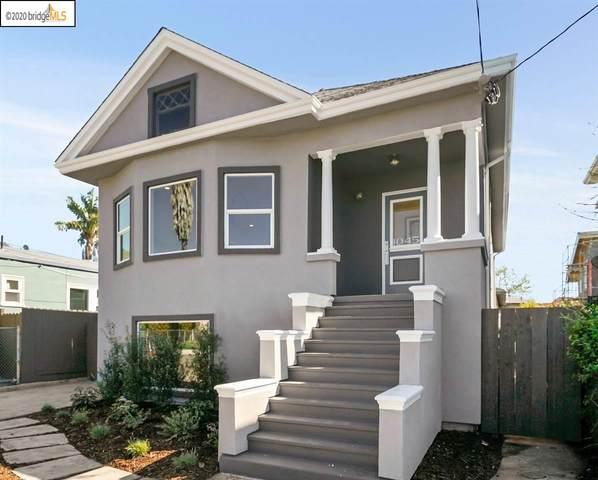 1045 59th St, Oakland, CA 94608 (#EB40899230) :: RE/MAX Real Estate Services