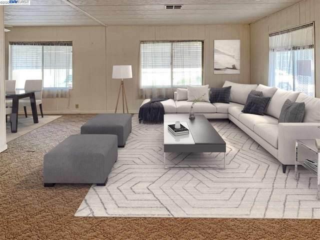 3231 Vineyard Avenue 25, Pleasanton, CA 94566 (#BE40901829) :: The Kulda Real Estate Group