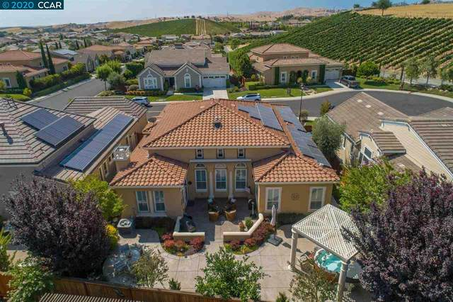 1851 Viognier Ct, Brentwood, CA 94513 (#CC40913011) :: The Realty Society