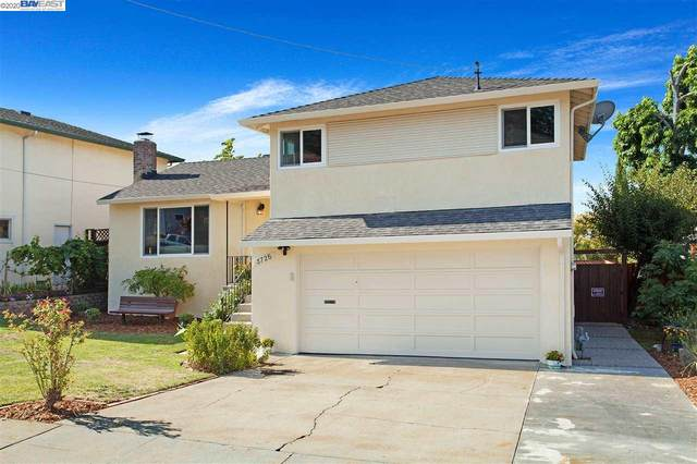 3725 Rosalee Court, Castro Valley, CA 94546 (#BE40913853) :: Robert Balina | Synergize Realty