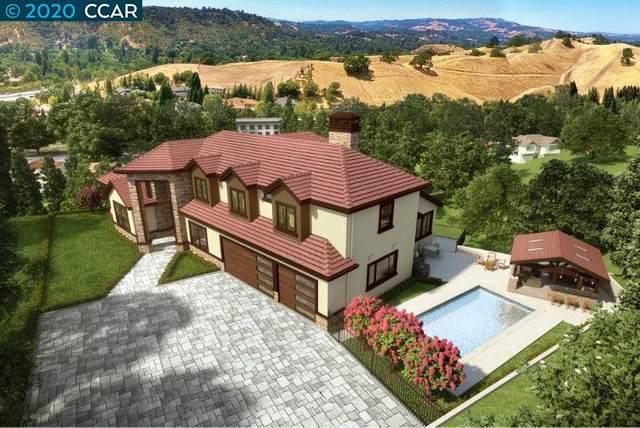 1327 Laverock Ln, Alamo, CA 94507 (#CC40914111) :: Strock Real Estate