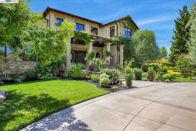 2873 Brezza Ct, Pleasanton, CA 94566 (#BE40916628) :: The Sean Cooper Real Estate Group