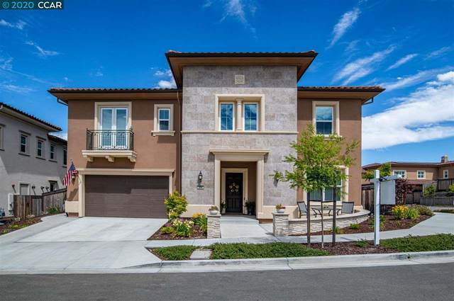 2096 Drysdale, Danville, CA 94506 (#CC40917129) :: The Realty Society