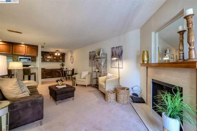 1132 Carpentier St 411, San Leandro, CA 94577 (#BE40917819) :: Strock Real Estate