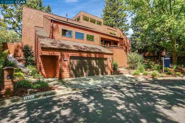 1826 Sobrante Ct, Walnut Creek, CA 94595 (#CC40918419) :: The Sean Cooper Real Estate Group