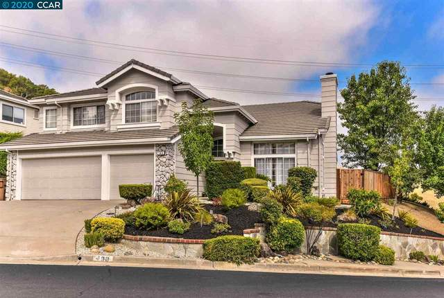 180 Valley Glen Ln, Martinez, CA 94553 (#CC40918896) :: The Realty Society