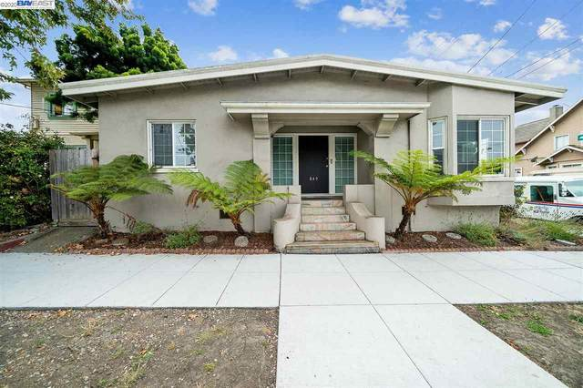 849 55Th St, Oakland, CA 94608 (#BE40919682) :: The Goss Real Estate Group, Keller Williams Bay Area Estates