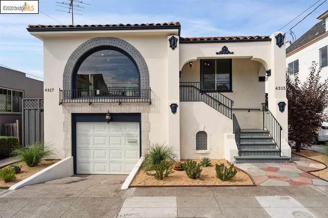 4315 West St, Oakland, CA 94608 (#EB40924917) :: The Goss Real Estate Group, Keller Williams Bay Area Estates