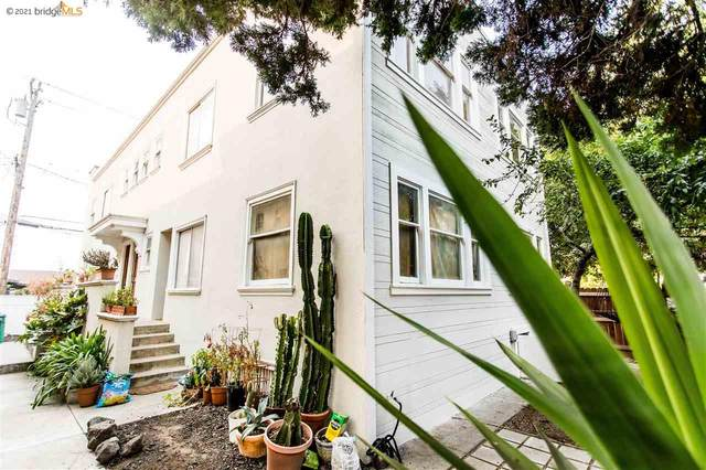 496 41St St, Oakland, CA 94609 (#EB40925067) :: Real Estate Experts