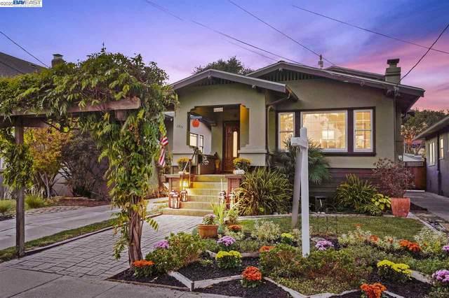 1711 Broadway, Alameda, CA 94501 (#BE40925297) :: Intero Real Estate