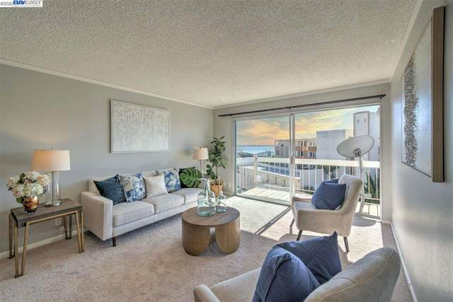 960 Shorepoint Ct 318, Alameda, CA 94501 (#BE40927100) :: Strock Real Estate
