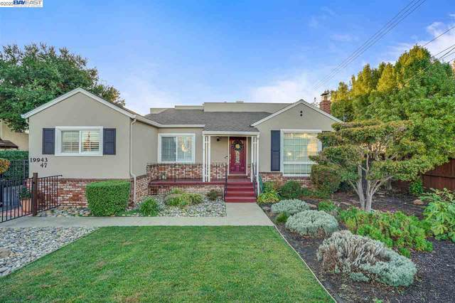 19943 Redwood Rd, Castro Valley, CA 94546 (#BE40927881) :: The Kulda Real Estate Group