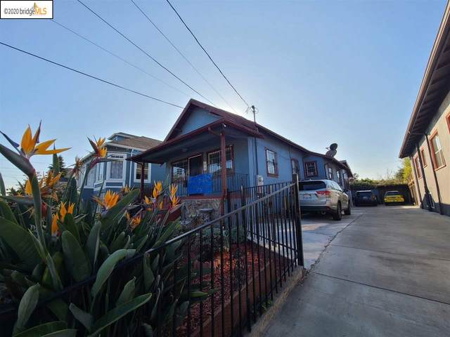 959 45Th St, Oakland, CA 94608 (#EB40930389) :: Robert Balina | Synergize Realty