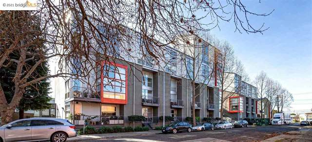 1007 41St St 431, Oakland, CA 94608 (#EB40933188) :: The Gilmartin Group